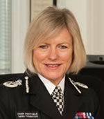Chief Constable Sara Thornton CBE QPM
